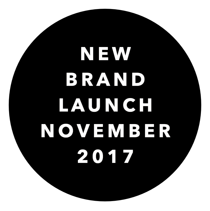 New Brand Launch: November 2017